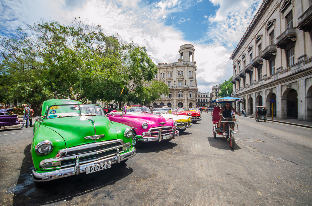 La Havane des touristes.