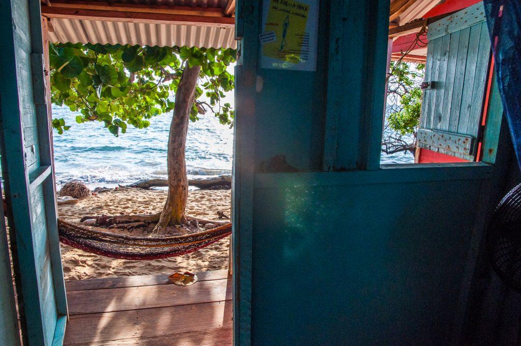 Ma cabana, Little Corn Island