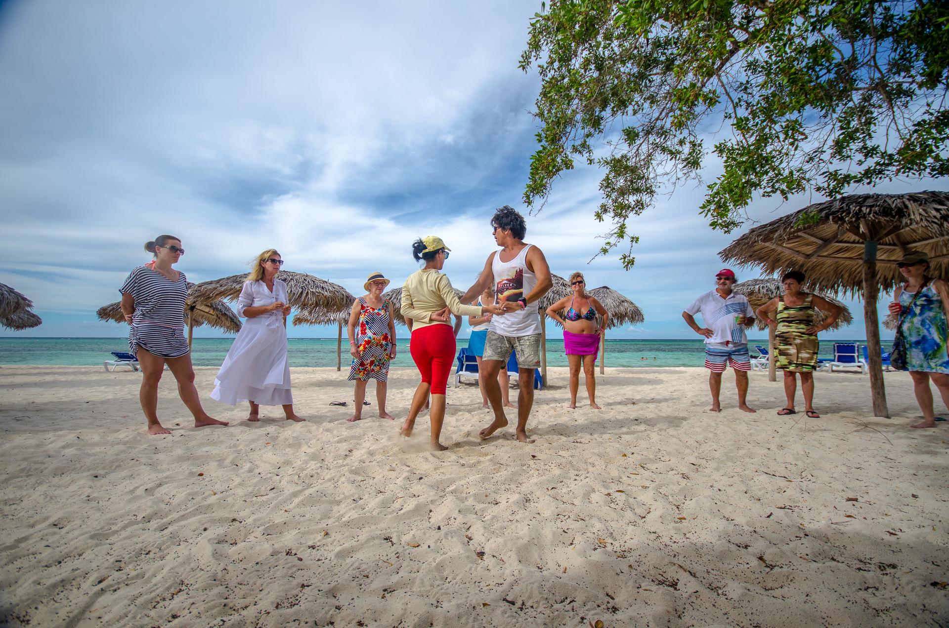 Cours de danse, Holguin, Cuba