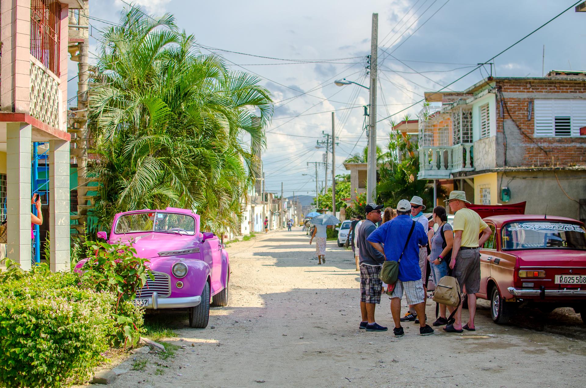Excursion à Holguin, Cuba