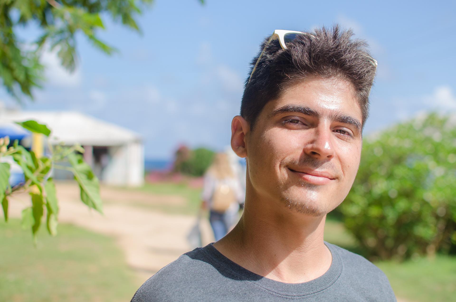 Excursion à Boca de Samà, Holguin, Cuba