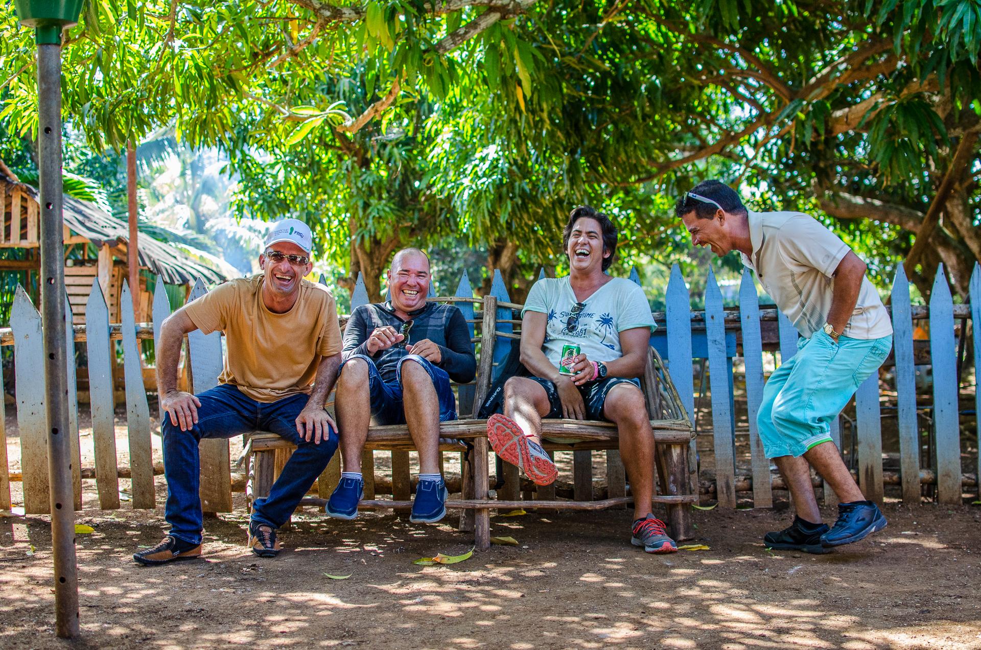 Fiesta Cubaine chez Shandy, Holguin, Cuba