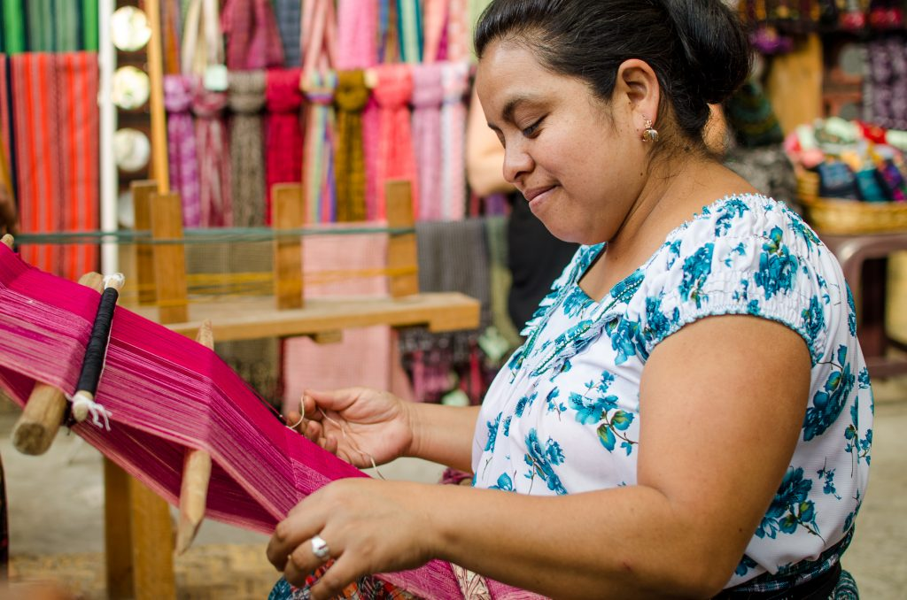 Atitlan Women Weavers Coop